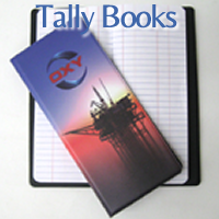 logo tally books